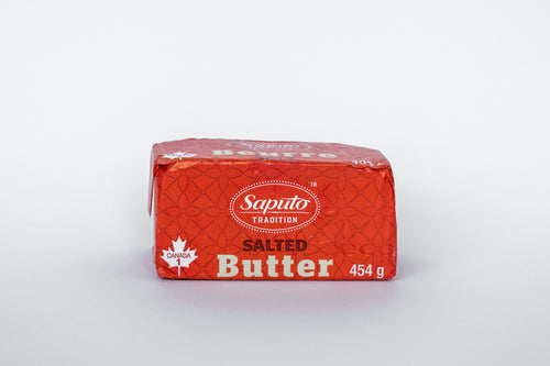 Butter, Salted, 454g