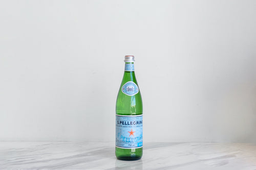 Carbonated Natural Mineral Water 750ml