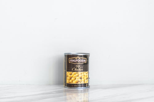 Chickpeas, Canned