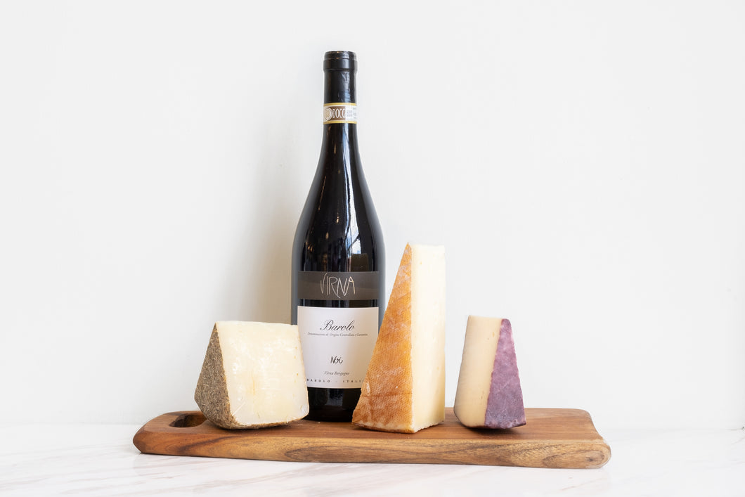BAROLO of the Month (& Cheese)