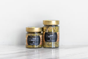 Oro di Cleto Green Cracked Olives