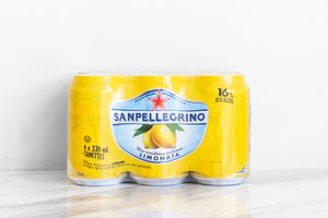 Sanpellegrino Sparkling Fruit Beverages, (6 x 355ml)