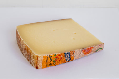 Asiago Cheese from Italy