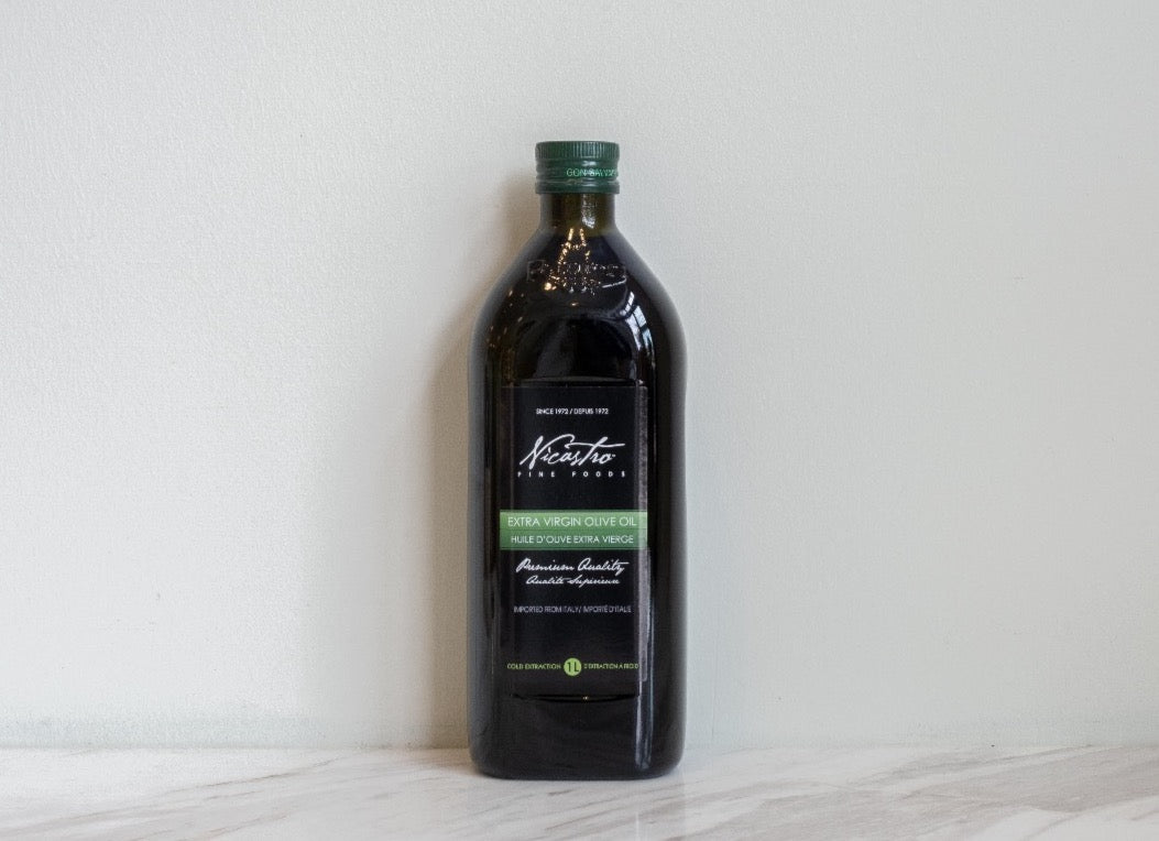 Nicastro Extra Virgin Olive Oil from Italy, 1 lt