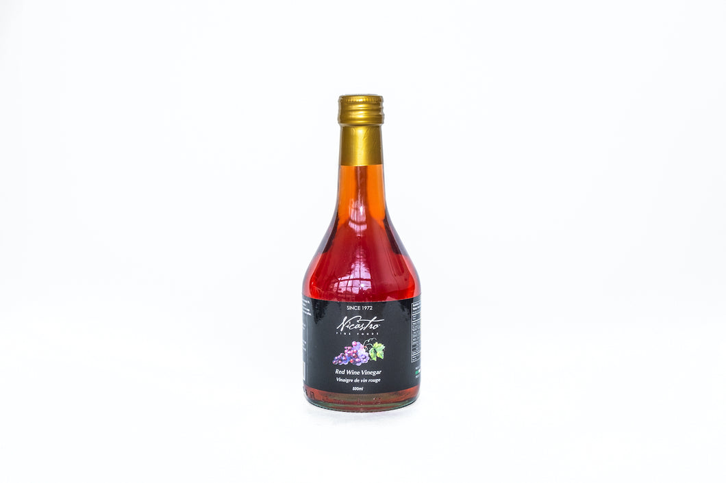Red Wine Vinegar, 500ml