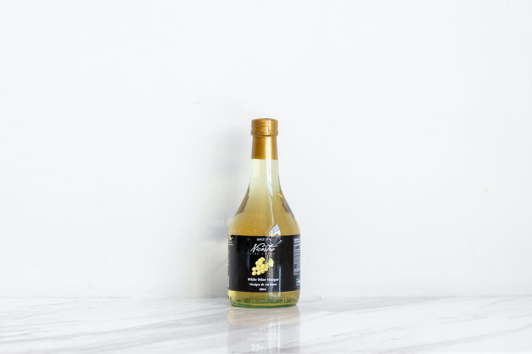 White Wine Vinegar, 500ml