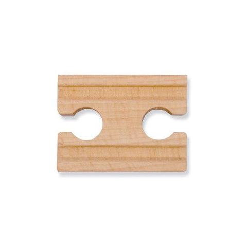 2-inch Female Wooden Railway Track Piece