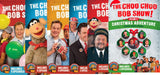 The Choo Choo Bob Show! DVD BUNDLE: Volumes 1 - 6