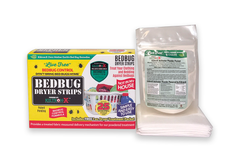 Live Free Bedbug Dryer Strips