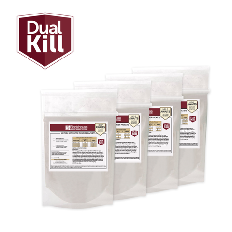 Dual Kill KiltreX (with Cutelin) Activator Powder