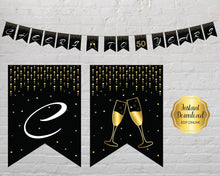 Load image into Gallery viewer, 50th Party Pennant Banner