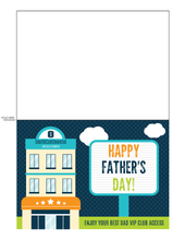 Load image into Gallery viewer, Father's Day Card
