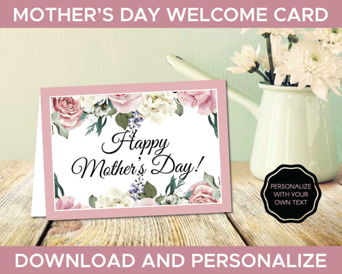 Mothers Day Door Sign