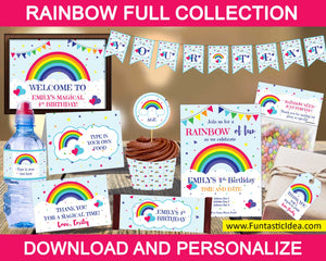 Rainbow Party Full Collection