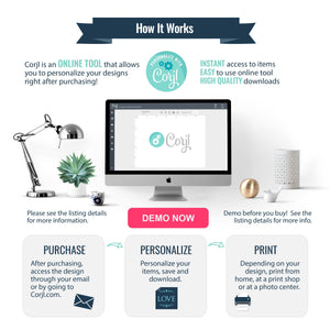 40th Birthday Welcome Sign