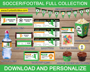 Soccer Party Full Collection