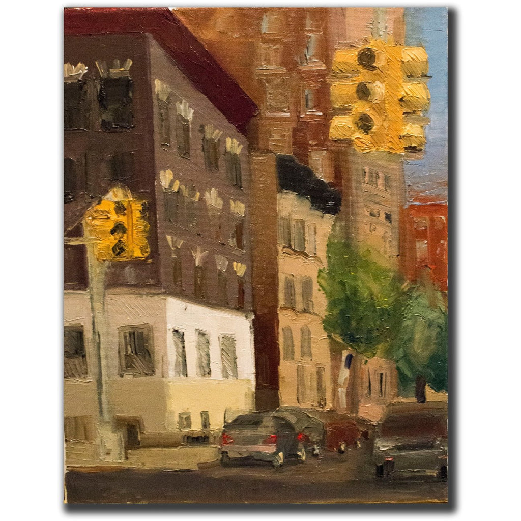 Art, realism, 21th century paintings oil on canvas, scott benites, artgalleries, galleryart, cityscapes, landscapes, paintings of birds, figures ,city architecture to urban landscapes, NYC oil painting, oil painting of new work, cityscape painting,  New York City paintings,