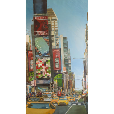 Time Square-Artistic Giclee prints-scottbenites