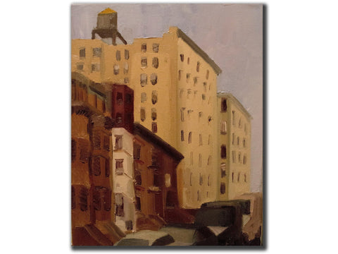 Upper Westside Riverside Iune Afternoon-Artistic Giclee prints-scottbenites