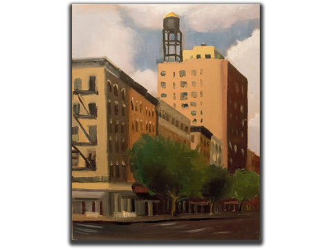 106th and Amsterdam-Artistic Giclee prints-scottbenites