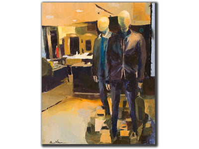 Best man-Artistic Giclee prints-scottbenites