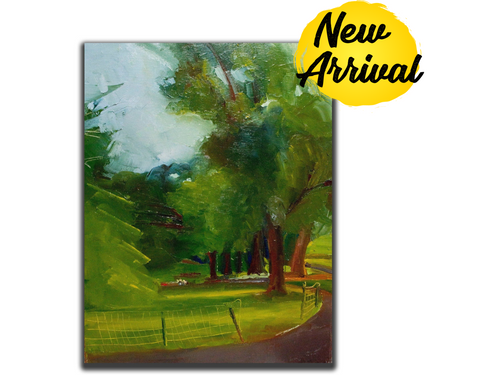 central park fields-Artistic Giclee prints-scottbenites