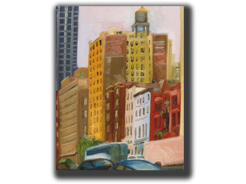 70th street west end & Broadway-Artistic Giclee prints-scottbenites