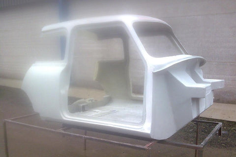 Full Split Bodyshell (RWD)
