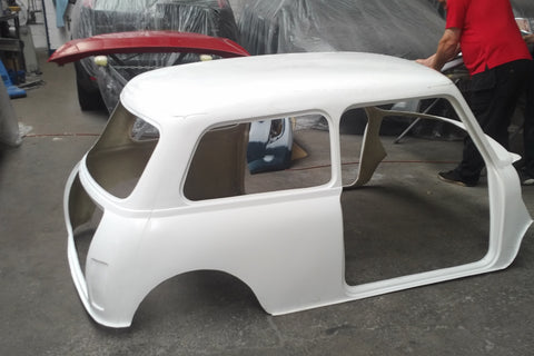 Spaceframe Bodyshell