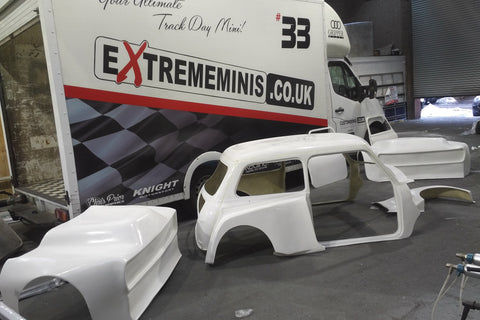 Spaceframe bodyshell Kit