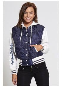 Personalised #futuremrs, #mstobe, #bride, #mrs (your name) wedding/hen varsity bomber jacket