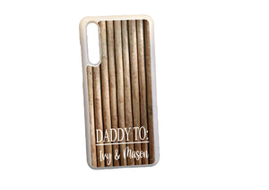 Personalised Daddy To:  Kids Name/s Phone Cover