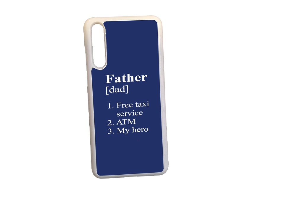 Father (Dad) Definition Phone Cover