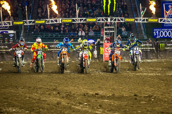 Round 1 Anaheim Supercross | Photo Report