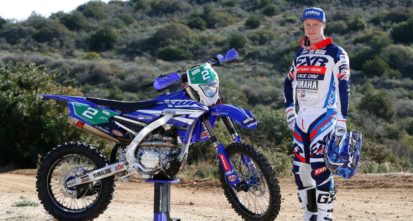 Elowson added to Johansson Yamaha Official Junior Enduro Squad