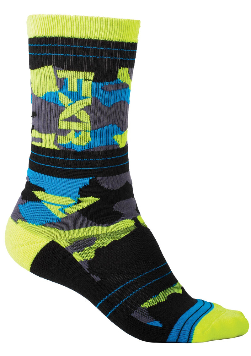M Turbo Athletic Socks (2 pack) 17