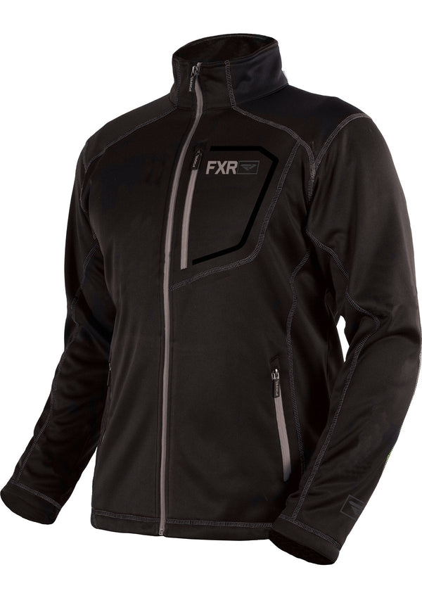 M Elevation Tech Zip-up 18