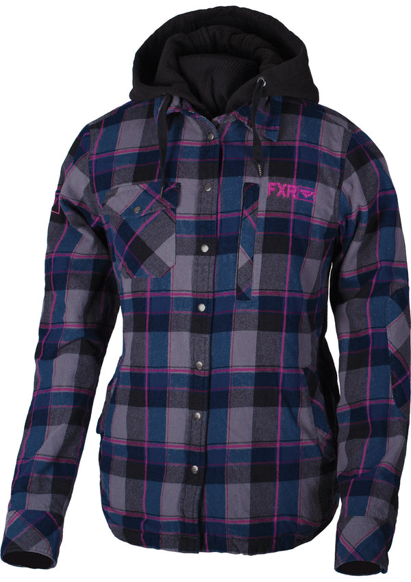 W Timber Plaid Insulated Jacket 18