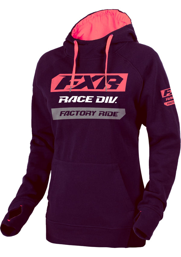 W Race Division Pullover Hoodie 19
