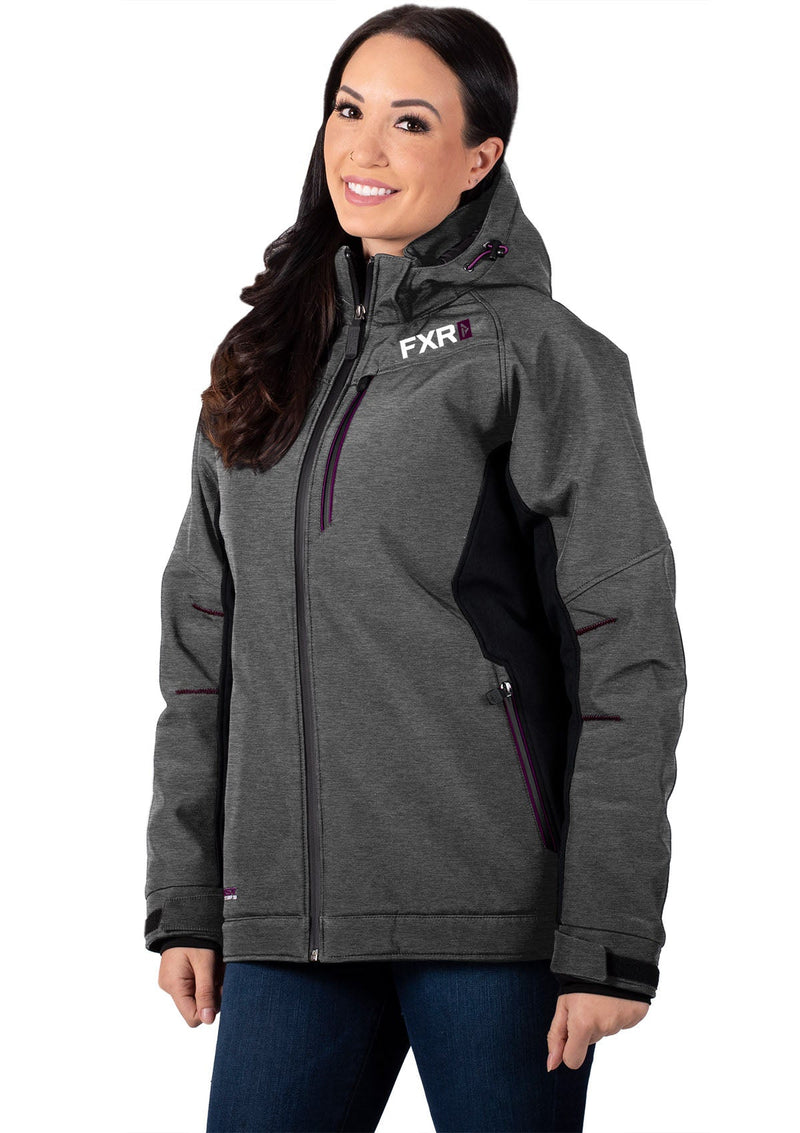 W Vertical Pro Ins Softshell Jacket 20
