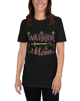 Warrior Mom T-shirt