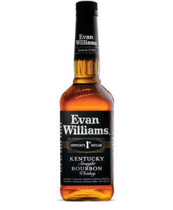 EVAN WILLIAMS 750ml & 1.75ml - Palmspringsliquorstore