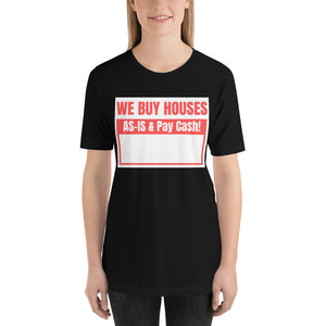 Bandit Shirt (Red Box) Short-Sleeve Unisex T-Shirt