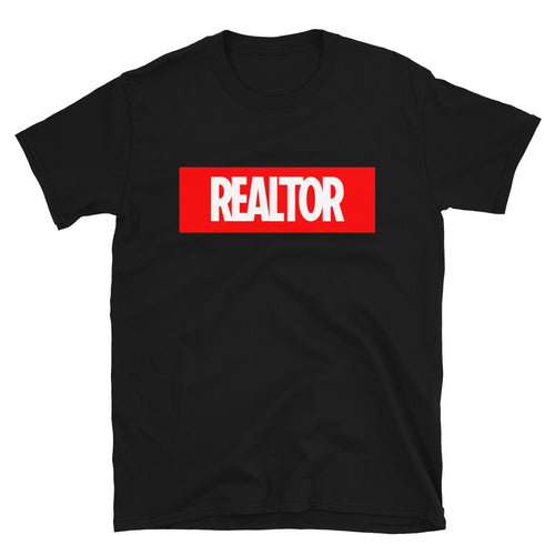 Marvelous Realtor Short-Sleeve Unisex T-Shirt