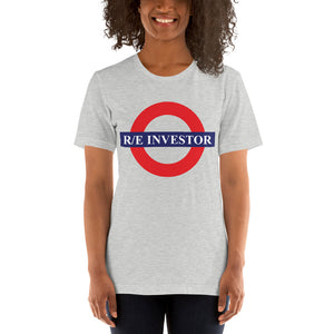 Real Estate Investor (Underground) Short-Sleeve Unisex T-Shirt