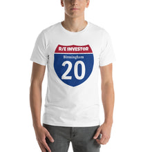 Load image into Gallery viewer, Real Estate Interstate Investor Series (I-20 Birmingham) Short-Sleeve Unisex T-Shirt