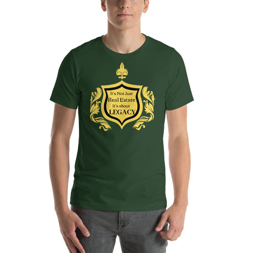 It's About LEGACY - Short-Sleeve Unisex T-Shirt