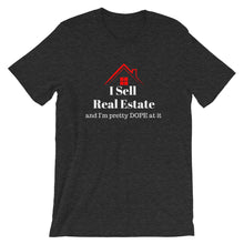 Load image into Gallery viewer, I Sell Real Estate Short-Sleeve Unisex T-Shirt