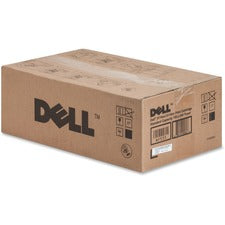 Dell Toner Cartridge - Laser - Standard Yield - 4000 Pages - Yellow - 1 Each