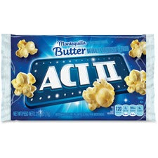 Act II ACT II Butter Microwave Popcorn - Butter - 2.75 oz - 36 / Carton